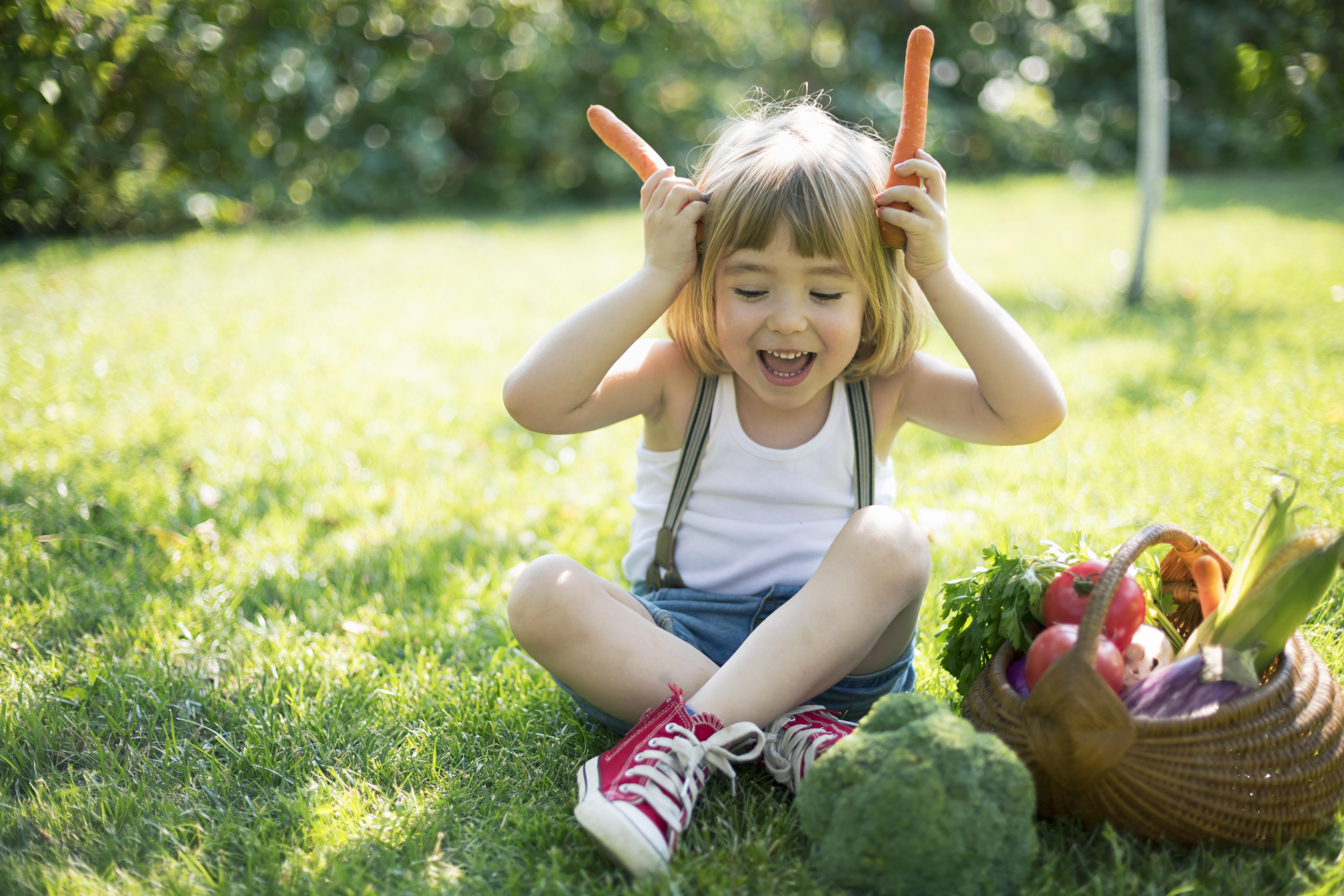 Quali regole per un'alimentazione sana nel bambino