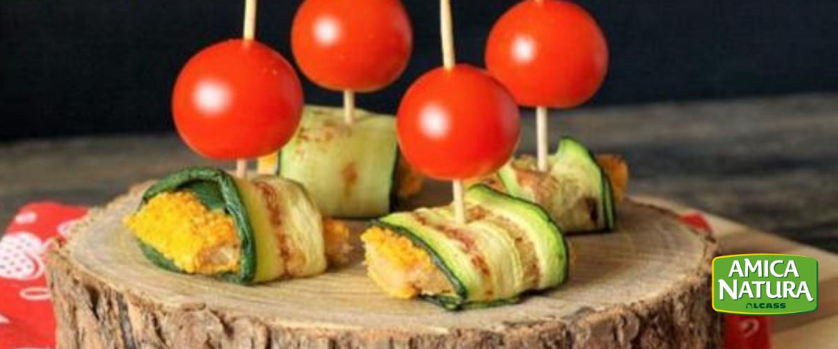 finger food con zucchine