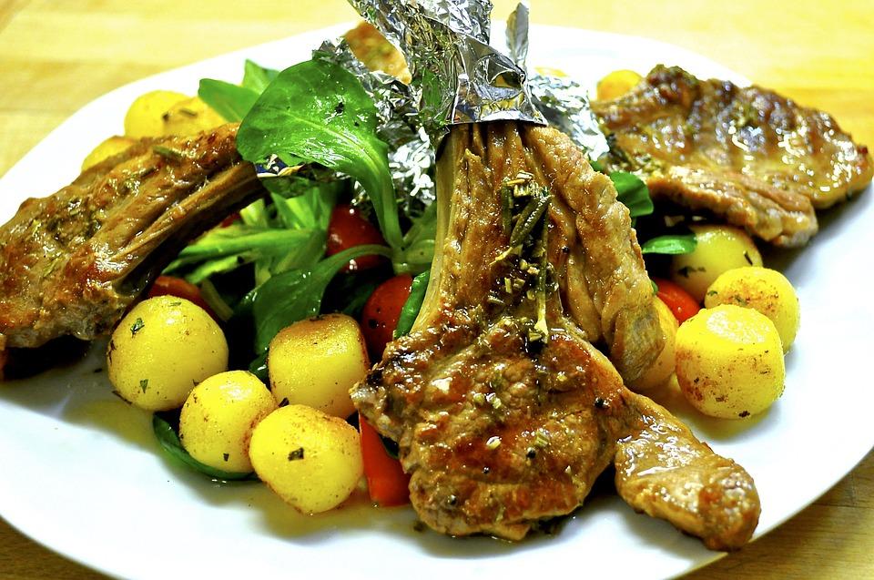 ricetta agnello erbe aromatiche