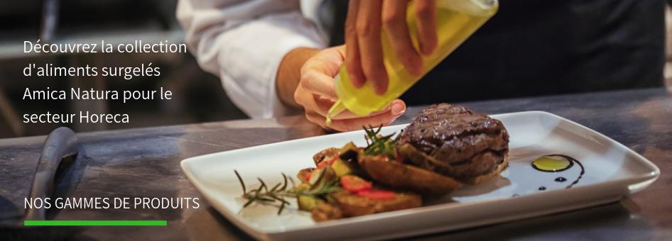 surgelati carne per ristoranti