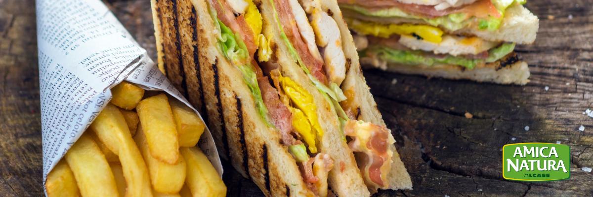 come preparare il club sandwich