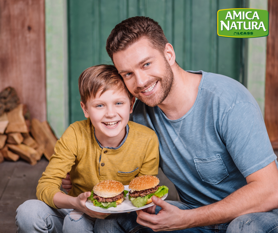 Burger Buns, i panini per hamburger fatti in casa